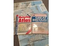Atlases an Map's