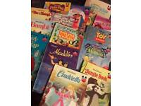 DISNEY'S WONDERFUL WORLD OF READING COLLECTION