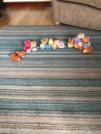 Tsum Tsum & Posh Paws Soft Toys