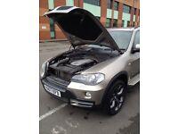 BMW X5 2007 3.0d