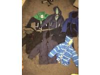 Phenomenal value boys clothes age 3-4
