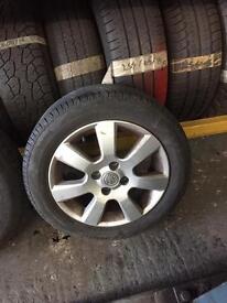 Vauxhall wheels 15 inch