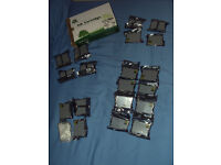 BOX OF 19 INK CARTRIDGES FOR EPSON PRINTER