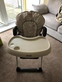 Hauck 2 in 1 High Chair