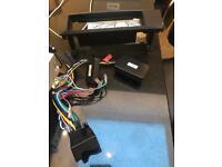 BMW 1 series radio adapter set and facia