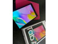 Samsung Galaxy tab 8inch as new with sim and WiFi