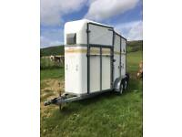 Bateson horse/pony trailer