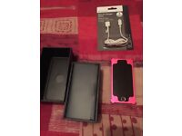 I phone 5 16GB Unlocked 5s button boxed