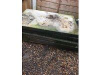 concrete paving slabs 900x600 and 400x400 for sale