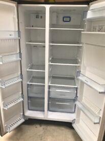 American Fridge Freezer - Hisense