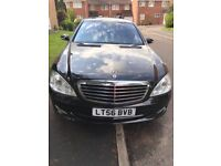 Mercedes s500 brand new MOT and new front tyres