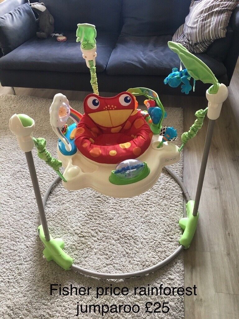 39e81cae6 Fisher price jumperoo £25
