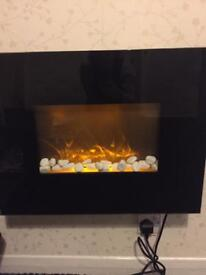 Beldray electric wall fire