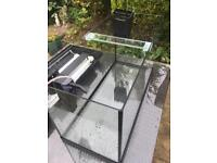 55 litre fish tank in full working order with extras*