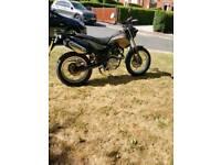 Derbi cross city 125 cc 65 reg