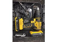 Stanley fat max brushless combi drill