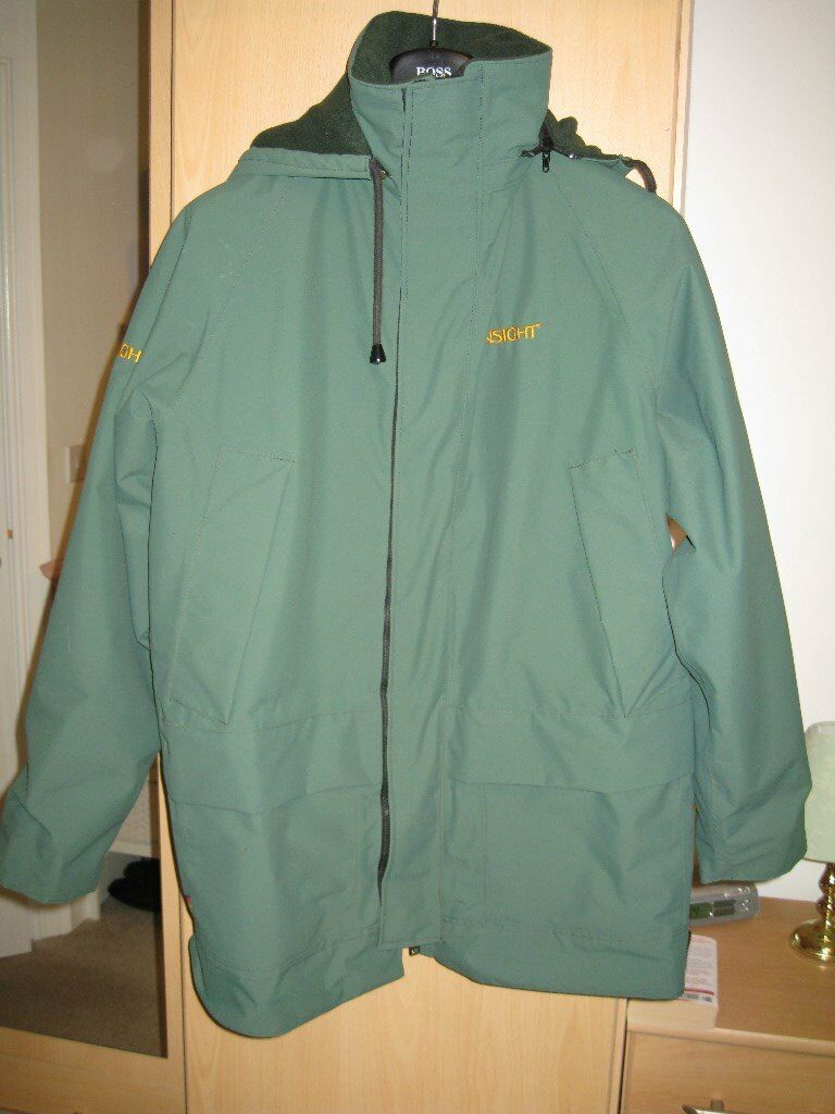 fishing / shooting jacket and bib & brace trousers | in ...