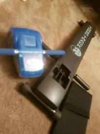 Abs workout machine