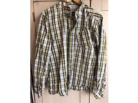Barbour Shirt Large