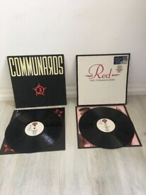 The Communards 1986 vinyl LP/album/record-London LONLP 18-Don't Leave Me This Way Synth pop-RED-1987