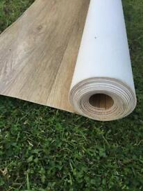 Vinyl flooring off cut 2.60 x 1
