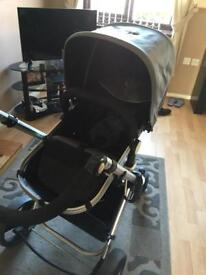 FROGGY MAGIC PUSHCHAIR 2 in 1 travel system