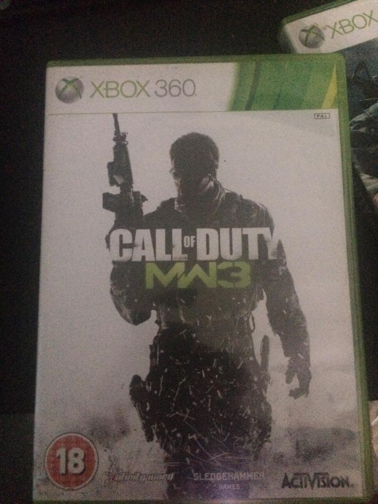 Call of duty modern warfare 3 and call of duty black ops 1 | in Gedling,  Nottinghamshire | Gumtree