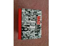 Mad Men Blue Ray Box set S1-7 complete