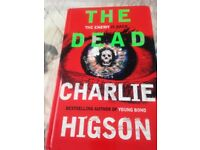 Signed copy of Charlie Higson - The Dead