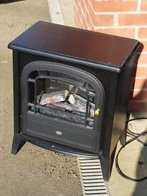 Electric wood burner effect fire