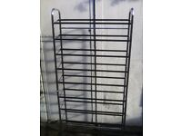 Like new 10 tier Shoe Rack £30