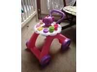 Fisher Price Smart Stages walker