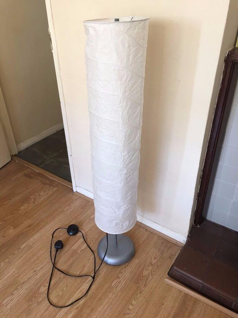Tube paper floor lamp in wimbledon london gumtree tube paper floor lamp aloadofball Gallery