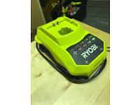 Ryobi fast charger