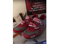 Cycling shoes northwave size 9.5