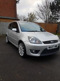 Ford Fiesta ST 2007 Silver- Excellent Condition