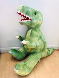 Chad Valley 62 cm Dinosaur Soft Toy