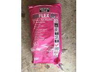 Pro flex + tile adhesive new!