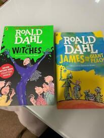 Brand New Roald Dahl books