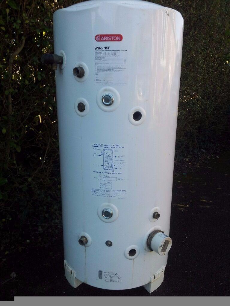 150 litre unvented pressurised hot water storage cylinder | in ...