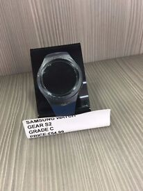 !!!!SUPER CHEAP DEAL SAMSUNG GALAXY GEAR S2 WATCH COMES WITH CHARGER!!!!