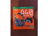 Selling Astro A40 and 2 MixAmp M80s for £130