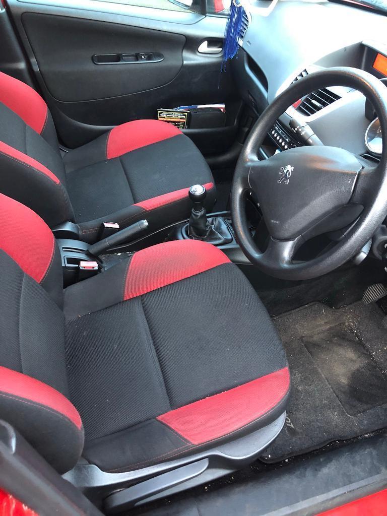 Peugeot 207 1.4 Diesel, £30 road tax