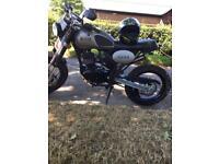 125cc retro