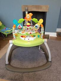 Jumperoo - Fisher Price Space Saver