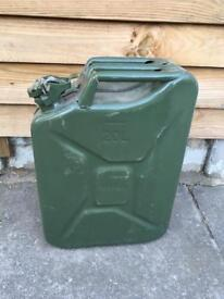 20l Jerry can, petrol can