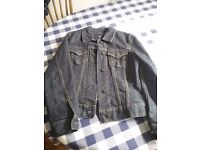 Gap denim jacket, size small