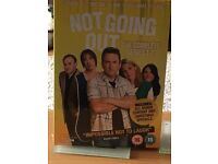 Not Going Out the complete series 1-7 new
