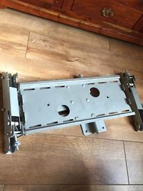 Swing arm Television bracket (unsure of size)