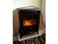 Covection heater Log fire look nice flame effect only £35 ono
